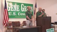 Once candidatos buscan reemplazar a Gene Green en el distrito 29