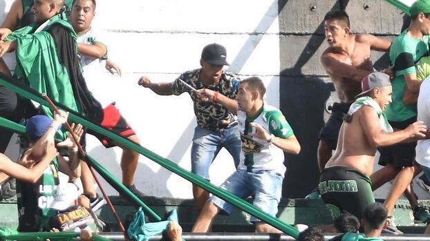 ¡Con cuchillo en mano! Batalla campal en Argentina deja heridos