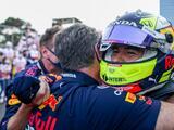 Sergio Pérez considera que Red Bull tiene posibilidades de pelear por el campeonato