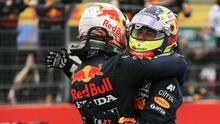 Checo Pérez consolida su tercer lugar en el Campeonato de Pilotos