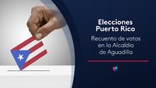 Lo que se sabe del recuento de votos en la Alcaldía de Aguadilla