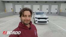 5 Minutos A Bordo del Dodge Durango SRT Hellcat 2021   Univision A Bordo