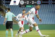 En el regreso de Mbappe, PSG sufrió par avanzar a Final de Copa de Francia