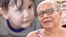 """""""Nos descuidamos. El niño se nos fue y no sabíamos para dónde"""" : abuela del niño que murió tras caer en un canal"""