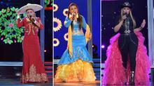 VOTA ¿Cuál vestido te gustó más?