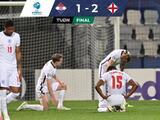 Inglatera es eliminada de la Euro Sub-21 con gol de último minuto