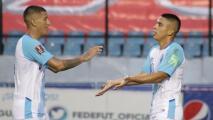 Guatemala no tuvo piedad de San Vicente en eliminatoria de Concacaf