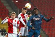 Arsenal golea al Slavia Prague 4-0 y califica a las Semifinales de la UEFA Europa League. Nicolas Pépé abrió el marcador al minuto 18 y le siguió Buyako Saka a los 24' y Alexandre Lacazette sentenció la tarde con doblete.