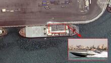 """EEUU """"vigila"""" 2 barcos de guerra iraníes que navegan hacia Venezuela"""
