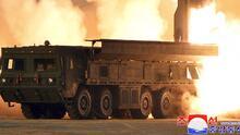 """Biden advierte a Corea del Norte: """"Habrá respuesta si optan por una escalada"""""""