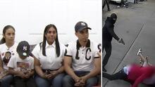 """""""Estamos traumatizados"""": familia de los niños que quedaron atrapados en un tiroteo en El Bronx"""