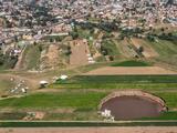 Alerta ante la aparición de nuevos agujeros en los alrededores del socavón de Puebla