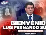 Costa Rica anuncia a Luis Fernando Suárez como su nuevo entrenador