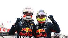 'Checo Pérez' es tercero en el Gran Premio de Francia
