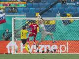 Robin Olsen evita un gol cantado de Lewandowski