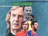 EXCLUSIVA | Menotti pone a Messi cerca de los grandes y lejos de Cristiano