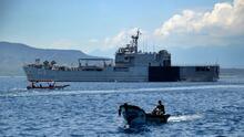Indonesia anuncia que encontró el submarino hundido y que ninguno de sus tripulantes sobrevivió