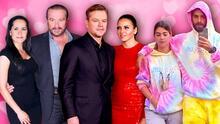 Relaciones que van más allá de la fama: estas celebridades encontraron el amor lejos de los focos