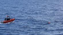 Guardia Costera de EEUU suspende la búsqueda de 10 balseros cubanos desaparecidos tras un naufragio en Florida