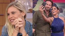 La primera vez de la novia de Carlos Calderón en TV,  las travesuras con Gerard Butler y más momentos para recordar