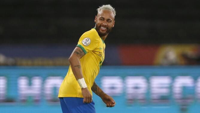 Marca personal | Neymar, amo y señor con gol y gambetas ante Perú