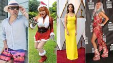'Fashion Fails': los vestidos y looks más criticados de los famosos