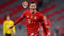 Lewandowski da señales de una posible salida del Bayern Munich