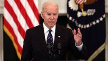 """""""Crearemos equipos para desmantelar redes de tráfico de armas"""": Biden anuncia un plan para controlar la violencia"""