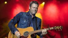 Blake Shelton pondrá a cantar a sus fans en el Rodeo Houston