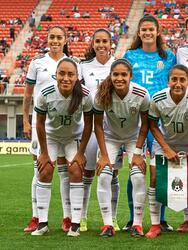 during the game Canada vs Mexico, corresponding to Group B of the CONCACAF Womens Olympic Qualifying 2020, at H-E-B Park Stadium, on February 04, 2020. <br><br> durante el partido Canada vs Mexico, correspondiente al Grupo B del Preolimpico Femenino de CONCACAF Estados Unidos 2020, en el H-E-B Park Stadium, el 04 de Febrero de 2020.