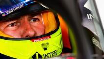 Sergio Pérez saldrá noveno en el GP de Mónaco