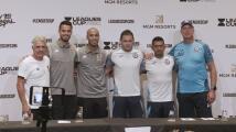 Tigres y Cruz Azul lucharán por la Leagues Cup en Las Vegas y dan sus palabras antes del gran encuentro