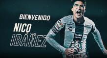 Con emotivo video, Pachuca anunció fichaje de Nico Ibáñez