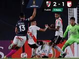 River Plate vence a Santa Fe con Enzo Pérez de portero