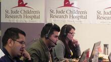 Todo listo para el radiomaratón del St. Jude Children's Reasearch Hospital