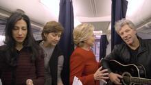 La campaña de Clinton hace el reto del maniquí para que la gente se mueva y salga a votar