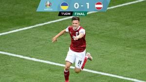 Austria derrotó a una apática Ucrania y se metió a Octavos de Final