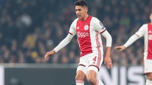 Edson Álvarez fue titular y el Ajax volvió a ganar en amistoso