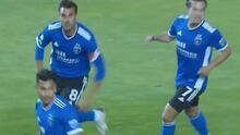 'Asistencia' de Carlos Fierro y Wondolowski puso el 1-1