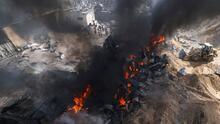 En un minuto: Presión para un cese al fuego tras un fin de semana mortífero en Gaza