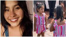 Quería pedir asilo porque la violaron en México, pero la deportaron después de cruzar la frontera con sus hermanitas