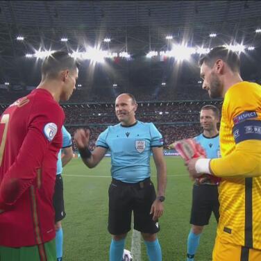 ¡Alineaciones listas! Portugal se juega todo en la Euro ante Francia