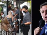 Ron DeSantis amplía orden ejecutiva para impedir que sea obligatorio el uso de mascarillas en Florida
