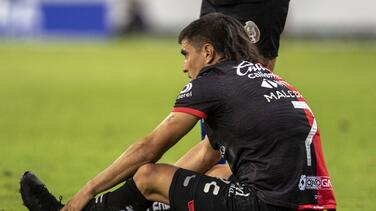 Ignacio Malcorra deja al Atlas para jugar en Lanús