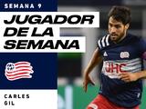 El español Carles Gil es el Jugador de la Semana 9 de MLS