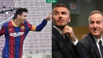 Inter Miami admite pláticas con Messi para ficharlo en 2023
