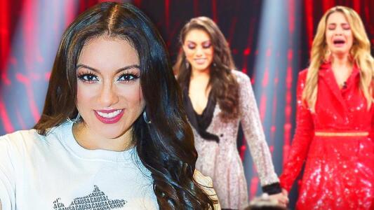 No ganó Reina de la Canción pero Fátima Poggi recibió una gran noticia al terminar el show
