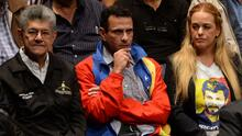 Capriles llama a la oposición venezolana a reorganizarse contra el régimen de Maduro