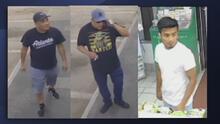 Policía de Gwinnett busca a tres hombres sospechosos de robo en la gasolinera de Doraville