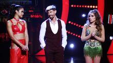Lo emocionante, lo polémico y lo tenso entre Sofía, Adrián y la ganadora Kiara Liz en la final de Mira Quién Baila